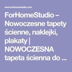 ForHomeStudio – Nowoczesne tapety ścienne, naklejki, plakaty | NOWOCZESNA tapeta ścienna do dziecięcego pokoju w myszkę MINNIE