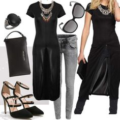 Pretty Chic  #fashion #mode #look #outfit #style #stylaholic #sexy #dress