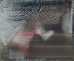 Gerhard Richter S. mit Kind S. with Child 1995 52 cm x 62 cm Catalogue Raisonné: 827-3 Oil on canvas