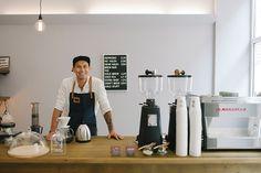 Zamm Max Huber# guru of coffee Coffee Shops, Max Huber, Brew Bar, Coffee Art, Cold Brew, Iced Tea, Stores, Craft Beer, Brewing