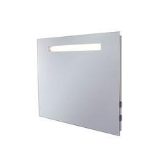 Lusso Fluorescent Backlit Bathroom Mirror Light