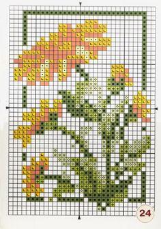 Gallery.ru / Фото #28 - Лекарственные растения Моя вышивка - Mosca
