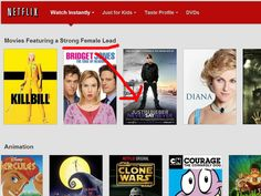 Well fine, the third time was a bit funny.   21 Times That Netflix Must Have Been Drunk