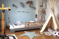 montre moi ta chambre charly déco chambre enfant babayaga magazine