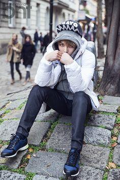 Beloved JJ bnt photoshoot in Vienna, Austria 2014 ❤️ JYJ Hearts