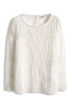#Esprit #cotton voile #blouse