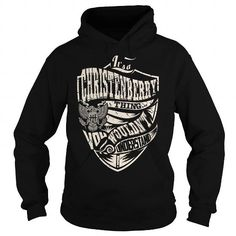 Cool Its a CHRISTENBERRY Thing (Eagle) - Last Name, Surname T-Shirt T-Shirts
