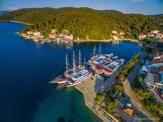 Island Mljet, Croatia