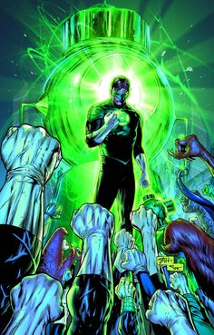 Green Lantern #21 Cover A (Virgin Cover) #GreenLantern #New52 #DC (Cover Artist: Billy Tan) On Sale: 6/5/2013