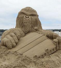 sand art***
