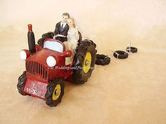 WEDDING-CAKE-TOPPERS-BRIDE-AND-GROOM-COMICAL-TRADITIONAL-CONTEMPORARY-UNUSUAL