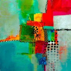 collage journeys..jane davies