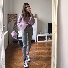Cute And Trendy Fall Outfits Ideas For School; Outfits 90s, Trendy Fall Outfits, Teen Fashion Outfits, Spring Outfits, Trendy Fashion, Korean Fashion, Casual Outfits, Cute Outfits, School Outfits