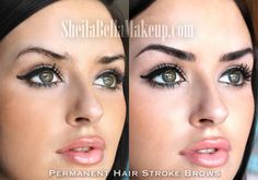 Watch Abigail Ratchford's brow  transformation here: https://www.youtube.com/watch?v=CrSRVjy6fDA&feature=youtu.be