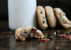 The Urban Poser:: Bacon Chocolate Chip Cookies (this is obviously not the hallmark of the paleo/primal lifestyle, but it is yet another reason why I love it all so much.)