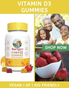 Strengthen Your Bones With This Delicious, Vegan Gummy. or cholecalciferol, is the same kind of vitamin D that your body naturally produces, here in vegan, gummy form. Made With Organic Ingredients Now Vitamins, Vegan Vitamins, Diet Meal Plans To Lose Weight, Summer Snacks, Organic Herbs, Protein Shakes, How To Do Yoga, Vegan Desserts, Diet Tips
