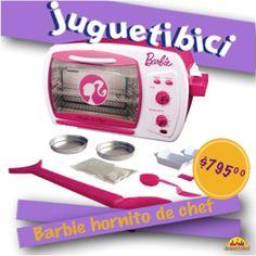 Barbie cocina Juguetes