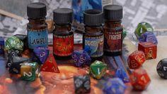 Black Phoenix Alchemy -- perfumes inspired by children's books.  Interesting premise.  Wonder what Alice In Wonderland smells like?!
