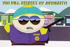 #SouthPark Respect My Authoritah!