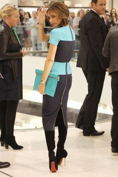 victoria beckham - Repinned by www.fashion.net