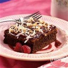 Chocolate Raspberry Treats from Pillsbury® Baking