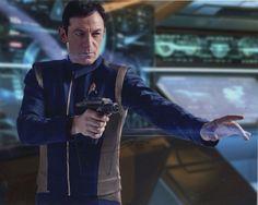 Jason Isaacs Star Trek Discovery Autographed Signed 8x10 Photo COA #A7 | eBay