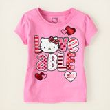 Hello Kitty loveable graphic tee