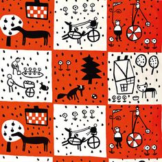 Marimekko, Snoopy, Fictional Characters, Art, Art Background, Kunst, Performing Arts, Fantasy Characters, Art Education Resources