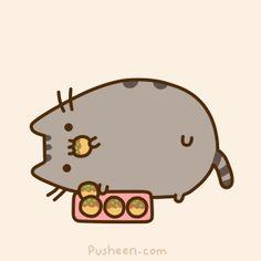 H.H. Así Voy A Estar Cuando Esté Comiendo Tus Moffins.  Comeré Los Moffins Usando El Suerter Del Que Siempre Hablamos. Te Amo Hannah. Yo No Puedo Esperar Para Hacer Todo Contigo Y Comer Todo Lo Que Me Des. Te Amo. ❤
