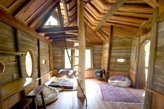 From Italy to Vermont, treehouses take on the character of their makers