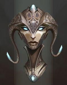 Iron Golem, Me, Digital art, 2020 : Art Character Concept, Character Art, Character Design, Character Ideas, Game Concept, Character Inspiration, Concept Art, Fantasy Races, Sci Fi Fantasy