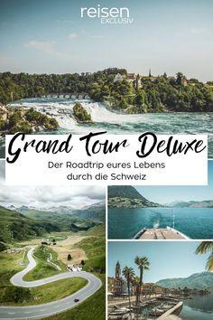 My Road Trip, Road Trip Europe, Switzerland Tour, Travel Around The World, Around The Worlds, Reisen In Europa, Camping Guide, Grand Tour, Wanderlust Travel