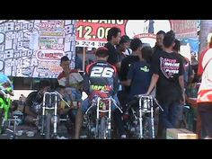Drag Bike MESIN GANAS Team Team WIJAYA - Drag Racing Videos