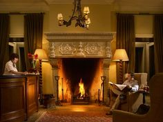 The Best Hotels and Resorts in Ireland - Condé Nast Traveler Hotels And Resorts, Best Hotels, Castle Hotels In Ireland, Good Things, Travel, Home Decor, Viajes, Traveling, Interior Design