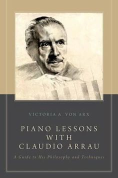 Piano Lessons with Claudio Arrau - A Guide to His Philosophy and Techniques