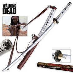 The Walking Dead Replik 1/1 Michonne Katana 105 cm: Amazon.de: Sport & Freizeit
