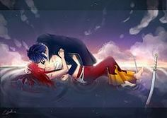 Erza and jellal *fairy tail* best anime/manga couples фея, а Erza Y Jellal, Fairy Tail Jellal, Jerza, Fairy Tail Anime, Arte Fairy Tail, Fairy Tail Guild, Image Fairy Tail, Fairy Tail Images, Erza Scarlet