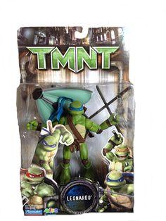 Teenage Mutant Ninja Turtles Movie Figure: Leonardo
