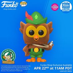Funko Pop Vinyl Figure Pop Around The World Tula with Pin Badge Brazil PREORDER