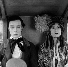 Hanging on the Vitaphone | Our Hospitality (Buster Keaton and John G....