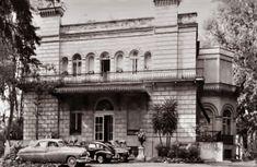 La casona de los Mier y Pesado. Grandes casas de México: La casa en Tacubaya de la familia Mier y Celis / Pesado