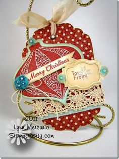 2011 Holiday Ornaments | Waltzingmouse Stamps