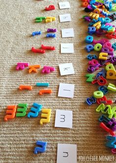 More literacy centre ideas to try in your classroom! You Clever Monkey shares more literacy-based activities perfect for 4-7 year olds.