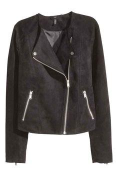 Veste de style motard | H&M