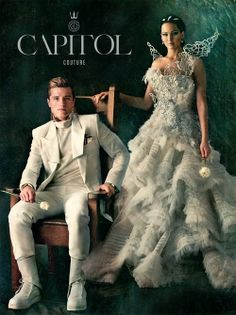The Hunger Games :Catching Fire.