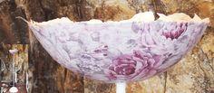 Paper Mache Lamp Shade from Kikkula