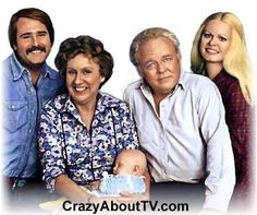 vintage tv shows | all in the family | Old TV Shows