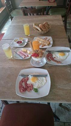 Desayuno en Inkanto