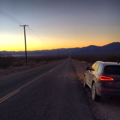 Beautiful shot of an Audi Q5 and the night sky in the outskirts of California from our very own, Aram Movsisyan, Audi Brand Specialist. We love the cars we sell. www.KeyesAudi.com