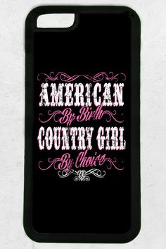 CG American By Birth iPhone 6 Case/Cover